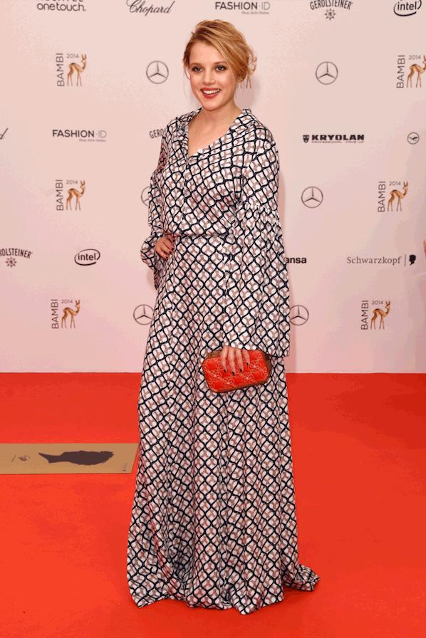 Jella Haase Bambi 2014